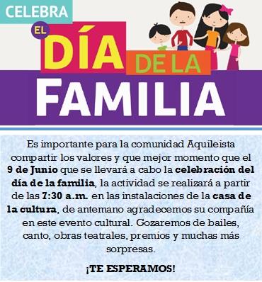 Día de la familia Aquileista 2017